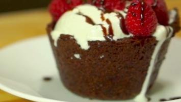 Brownie Bowls Recipe