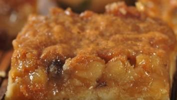 Sweet Butter Tart Squares Recipe