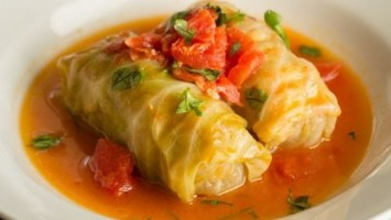 Japanese Stuffed Cabbage Rolls Recipe