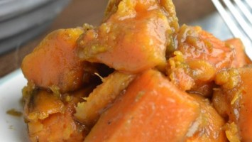 Southern Style Candied Yams Recipe