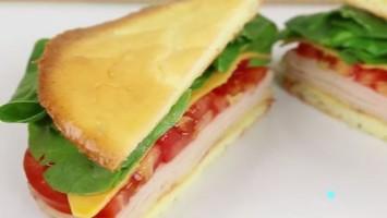 Gluten Free Bread Alternative