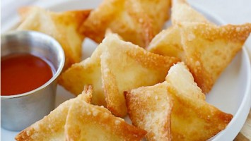 Homemade Crab Rangoons Recipe