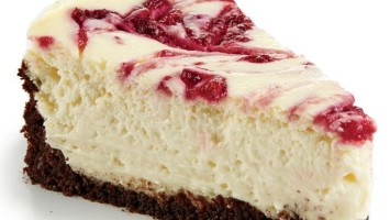 Cranberry Swirl Cheesecake Recipe
