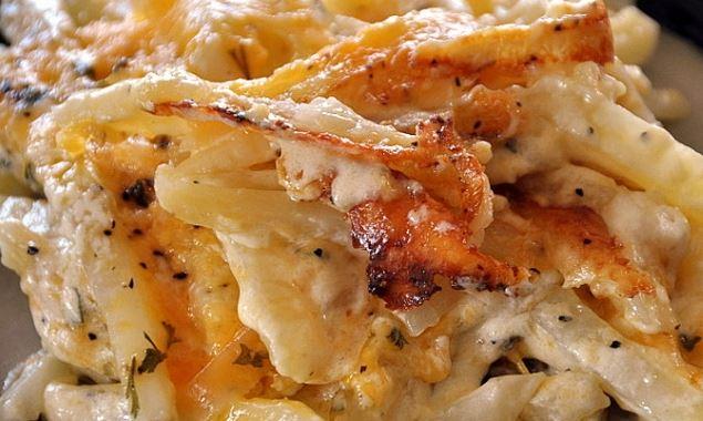 Cheesy Creamy Potatoes Recipe