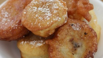 Fried Honey Bananas