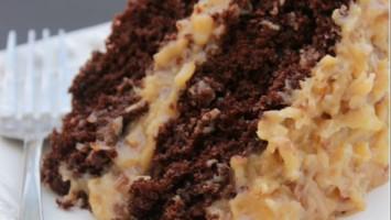 Better Than Mama's German Chocolate Cake
