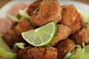 Fried Ginger Chicken Recipe
