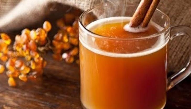 Homemade Spiced Cider Recipe