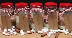 5 Hot Cocoa Jar Mix Recipes