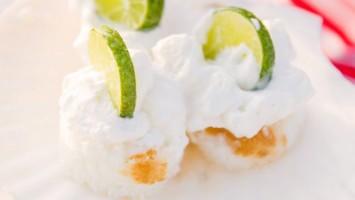 No-Bake Key Lime Shortcake