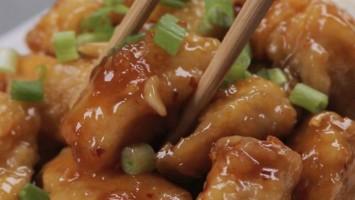 Tasty Orange Chicken Recipe TOPS Panda Express