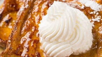 Pumpkin Cinnamon French Toast Recipe