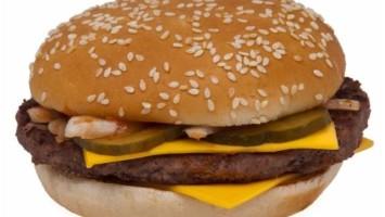McDonald's Copycat Quarter Pounder