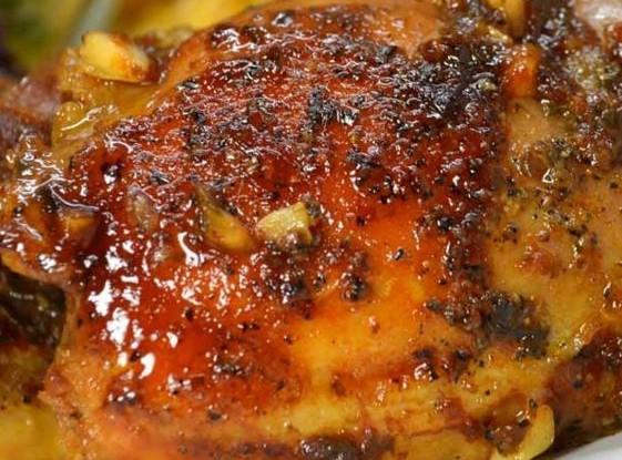 Grilled Soda Chicken Recipe