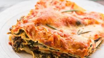 Spinach Lasagna Recipe!