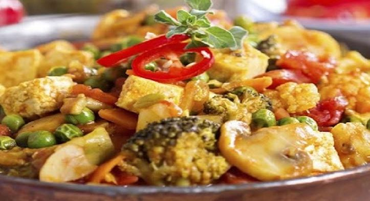 Stir Fried Tofu Recipe