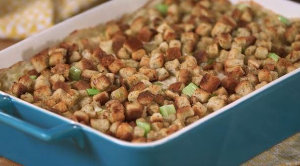 Leftover Turkey Casserole Recipe