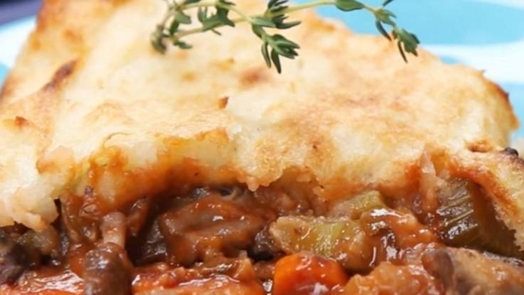 Easy Vegan Shepherd's Pie Recipe