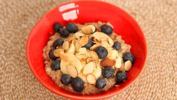 Healthy Breakfast Oatmeal Recipe